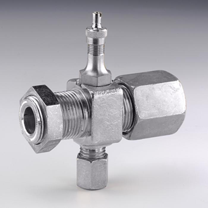 Cauruļu veidgabali pneimatiskajām bremžu sistēmām