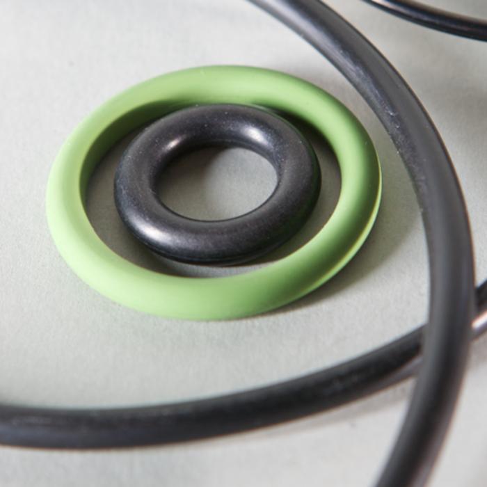 Apaļa šķērsgriezuma gredzeni