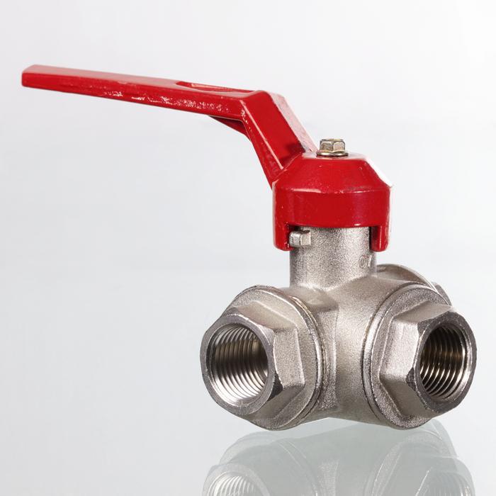 3-way ball valves
