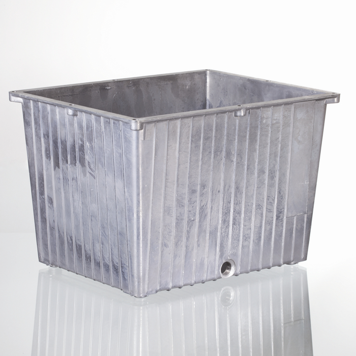 Alumīnija hidrauliskā tvertne