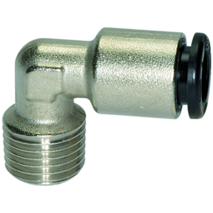 Screw fittings and connectors