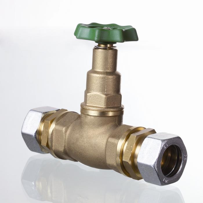 Cauruļu veidgabals DIN 2353 - vieglā sērija