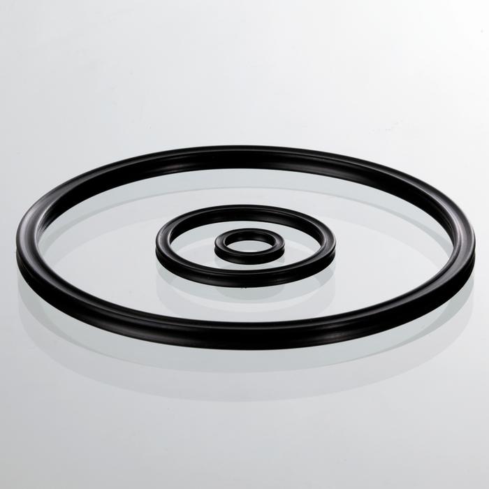 Kvadrātveida šķērsgriezuma gredzeni