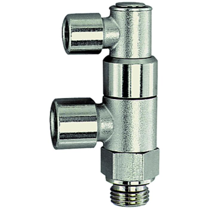 Stop valves
